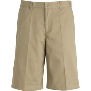 Utility Chino Flat Front Short